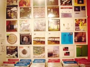Stiff Slackのレコード棚
