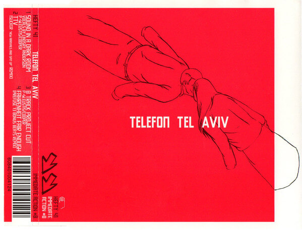 telefon tel aviv prefuse 73 Immediate Action #8