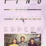 【ライブレポート】TTNG JAPAN TOUR 2014 @渋谷O-nest '14.05.15 セットリスト付 w/peelingwards,MIRROR