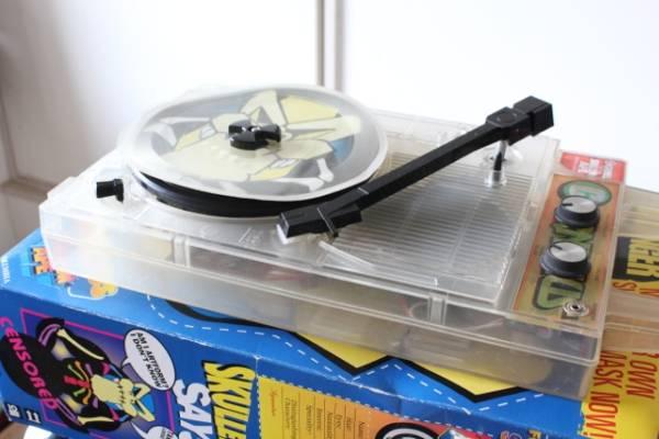コーネリアス レコードプレーヤーgp 3c