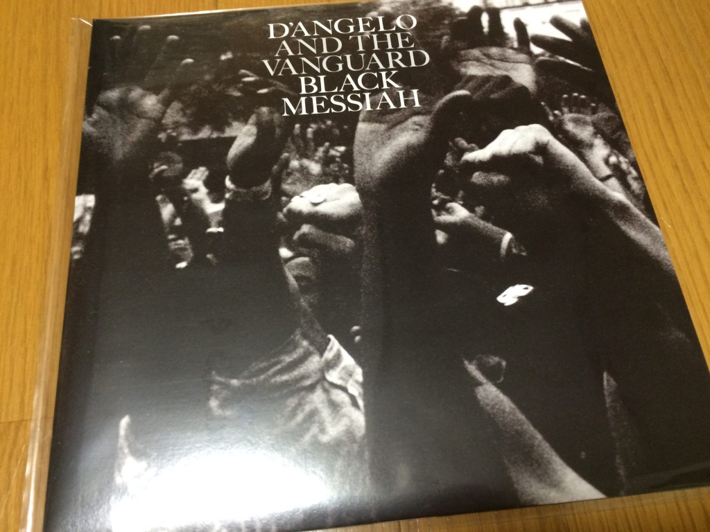 black messiahのLP