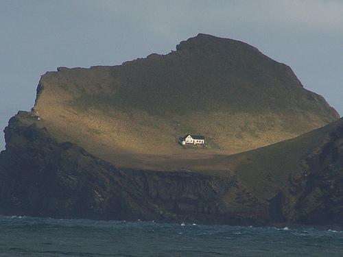 ビョークの家