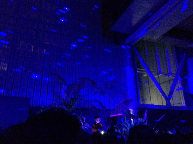 bjork DJ Björk Digital OPENING PARTY@日本科学未来館 2016