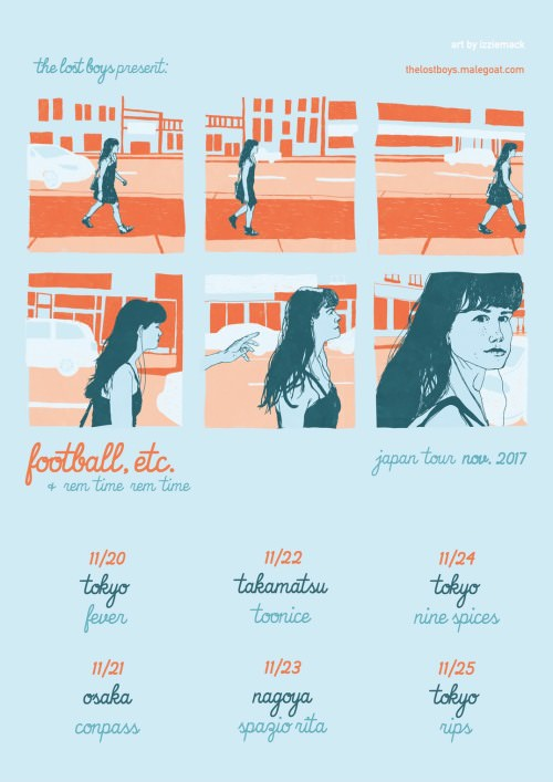 football. etc, japan tour 2017 w/rem time rem time